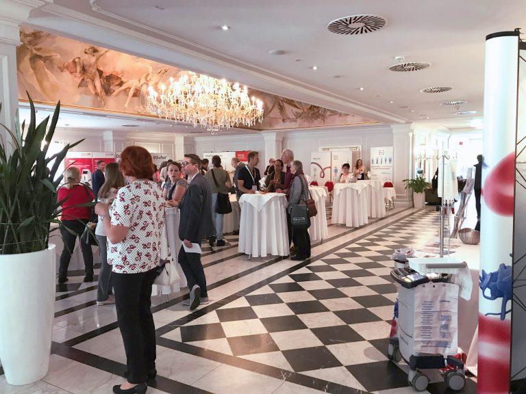 Eindrücke Wiener Bluttage 2019